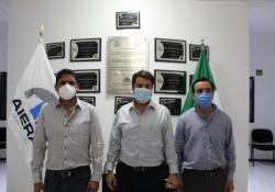 Promueven Secretaría de Vivienda y la Comisión de Aguas y Saneamiento de Coahuila adquisición de agua tratada con AIERA