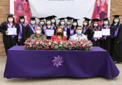 Se gradúan en Acuña 26 mujeres de preparatoria en el Centro Estatal de Justicia y Empoderamiento