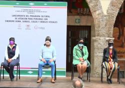 Implementan programa cultural para promover la inclusión social