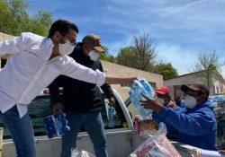 Jóvenes por Coahuila se solidarizan ante incendios forestales en la Sierra de Arteaga