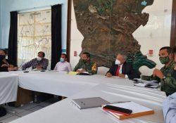 Coordinan esfuerzos para la vacunación del personal al servicio de la educación en Coahuila