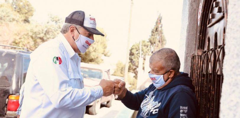 Recuperará Chema Frausto 9 mil empleos perdidos por la pandemia del COVID-19