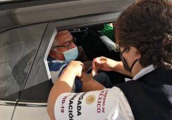 Reitera Subcomité sureste apoyo a la Federación en vacunación antiCovid