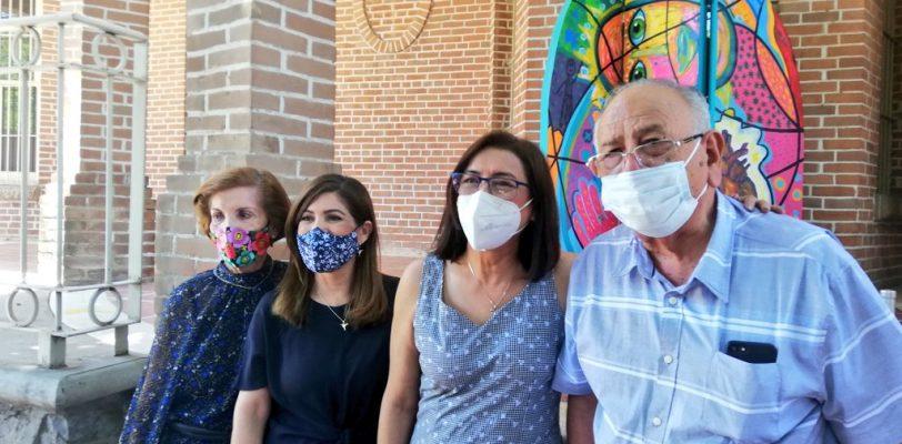 Cultura Coahuila entrega nombramiento a nueva titulas del Museo de la Revolución, en Torreón