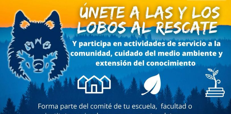 Forma parte de los Lobos al Rescate de la UAdeC