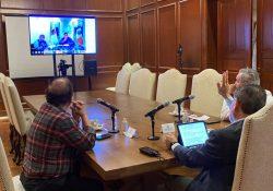 Detallan procesos de vacunación a maestros en Coahuila