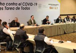 Continúan vigentes protocolos sanitarios en la región sureste
