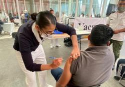 Reitera Salud Coahuila especificaciones para aplicación de vacunas anti Covid