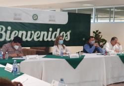 Se llevan a cabo reuniones de la Comisión de Blindaje del Proceso Electoral Coahuila 2021