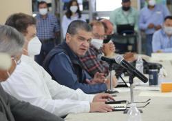 Coahuila, modelo a nivel nacional en aplicación de vacuna a docentes: MARS
