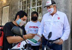 Será Saltillo la mejor y más incluyente Capital de México: Chema Fraustro