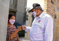 Mis propuestas son reales y serias, como la gente de Saltillo: Chema Fraustro