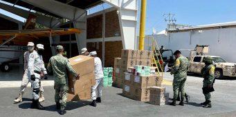 Llegan a Coahuila 21 mil 600 dosis SINOVAC para completar esquemas de adultos mayores