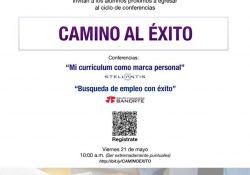 """Ciclo de conferencias """"Camino al éxito"""" que invita la UAdeC dirigida a próximos egresados"""