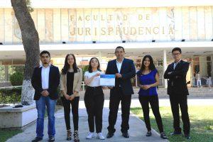 Pasan a la final estudiantes de Jurisprudencia en el Concurso Nacional Universitario de Litigación Oral