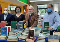 Entrega UAdeC más de 1500 libros para la red estatal de bibliotecas