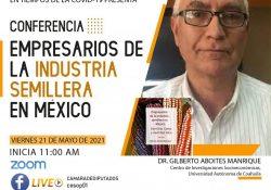 """Invita CISE de la UAdeC a la presentación del libro """"Empresarios de la Industria Semillera en México"""""""