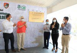 """Inauguran en Viesca la primera etapa del Centro de Investigación y Jardín Etnobiológico """"Dr. Gregorio Martínez Valdés"""""""