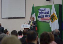 Reconoce MARS a los docentes de Coahuila con presea magistral