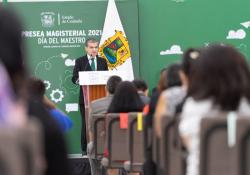 Destinará Coahuila mil millones de pesos para rehabilitar infraestructura educativa: MARS