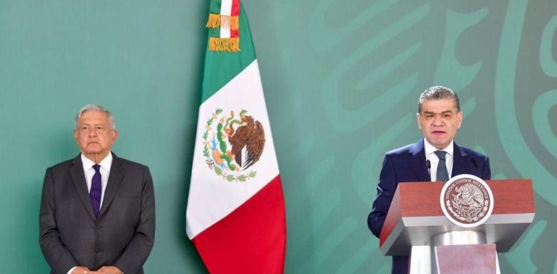 Coahuila es casa del Ejercito: Acuerdan AMLO y MARS redoblar esfuerzos