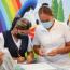 Arranca aplicación de vacunas Covid a personal de guarderías en Coahuila