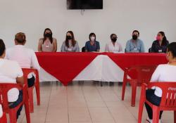 Impulsa estado la educación de mujeres del Cereso Femenil de Saltillo