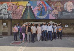 Protestan maestros por incumplimiento en el pago de incremento salarial
