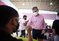 En Coahuila se garantiza derecho de coahuilenses a votar: MARS