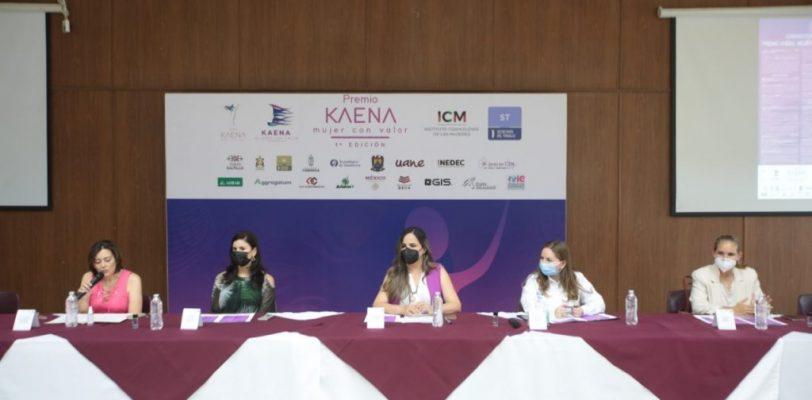 Coahuila y KAENA reconocerá a las mujeres que destaque en cultura, deporte y nivel empresarial