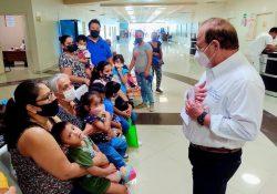 Convoca Salud  Coahuila a jornada de detención  de cardiopatías  congénitas a menores en el  HG Saltillo