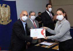Recibe UAdeC Certificaciones y Reconocimientos por parte del Quality Solution Register QSR