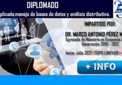 Cursa en el CISE UAdeC el Diplomado en Economía Aplicada, Manejo de Bases de Datos y Análisis Distributivo