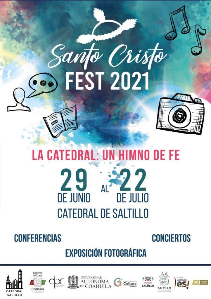 """Participa UAdeC en el """"Santo Cristo Fest – Un Himno de Fe"""""""