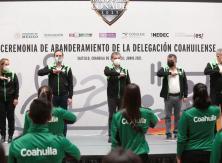 Reconoce MARS a la comunidad deportiva de Coahuila