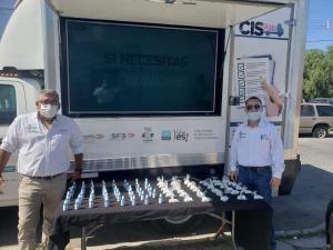 Fortalece Salud Coahuila programa Permanente de Verificación Sanitaria