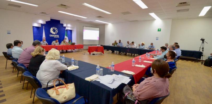 Propone Turismo Coahuila a mesa para reactivar la celebración de ferias al 60% en la región centro