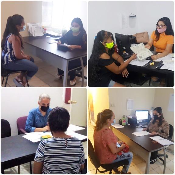 Coahuila brinda atención en el Centro de Atención Especializada para las Mujeres de los cinco manantiales