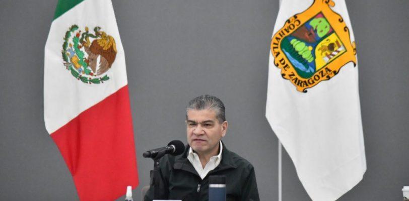 Fortalece Coahuila medidas preventivas ante repunte de contagios por covid: MARS