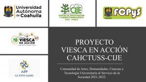 Contará UAdeC con el Centro de Acceso Universal del Conocimiento CAHCTUSS-CIJE