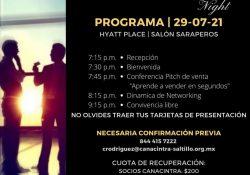 """Invita UAdeC a su comunidad universitaria a """"Networking Nigth"""""""