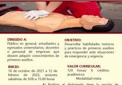 Capacítate con el Diplomado en Primeros Auxilios que Ofrece la Facultad de Enfermería