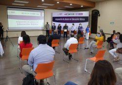 Educación Coahuila asigna plazas a docentes