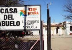 Se contagian de Covid, 10 residentes de un asilo en Acuña