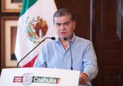 No vamos a dejar que la delincuencia entre a Coahuila: MARS