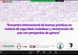 Coahuila une esfuerzos en prevención de la violencia con Australia, Argentina y Costa Rica