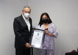 Educación Coahuila recibe reconocimiento por su Base Documenta y Transparencia