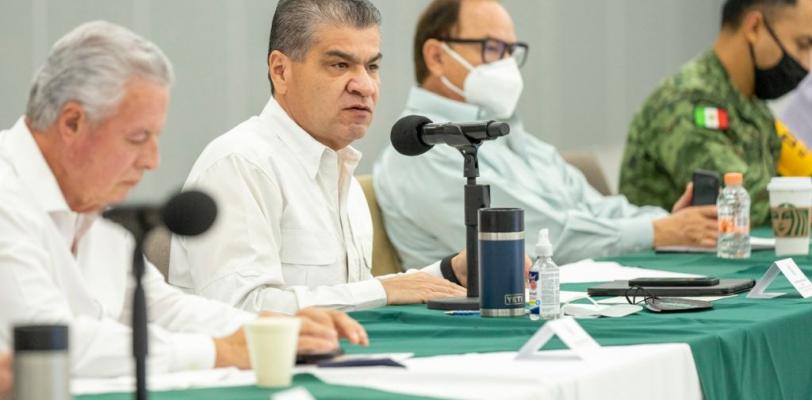 Coahuila, primer estado en vacunar a niñas y niños de la frontera: MARS