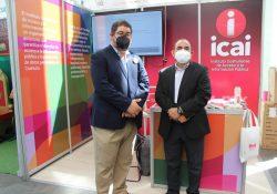 Habla Comisionado Presidente de la esencia del ICAI
