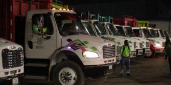 Saltillo tiene uno de los mejores sistemas de recolección de basura en México: MJS